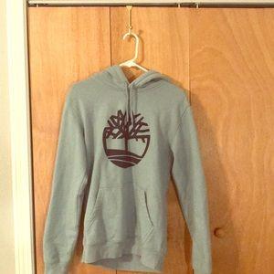 Timberland's sweatshirt